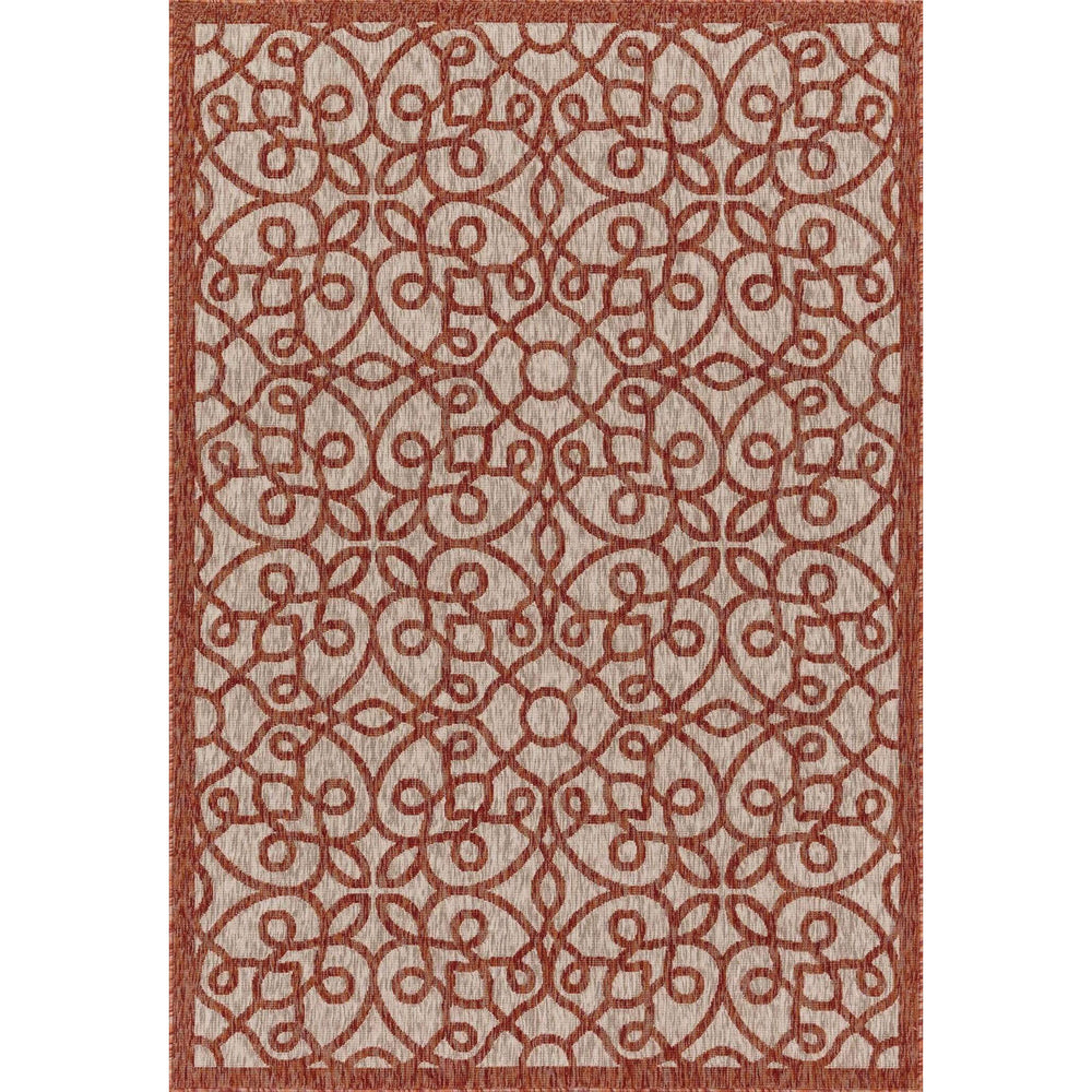 Newport NP-02, Grey/Spice - Accessories - Rugs - Outdoor Rugs