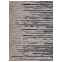 Nourison Rug Moroccan Celebration KI387, Blue/Beige - Rugs1 - High Fashion Home
