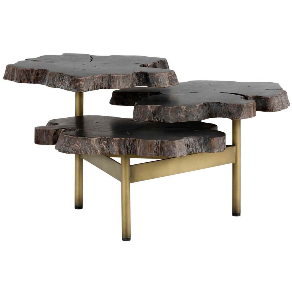 Nuri Coffee Table - Modern Furniture - Coffee Tables - High Fashion Home