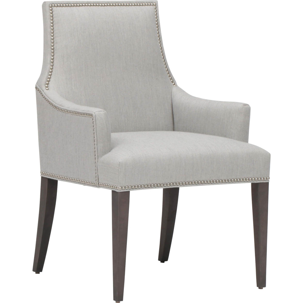 Oliver Arm Chair, Tranquil Pebble - Furniture - Dining - Chairs & Benches