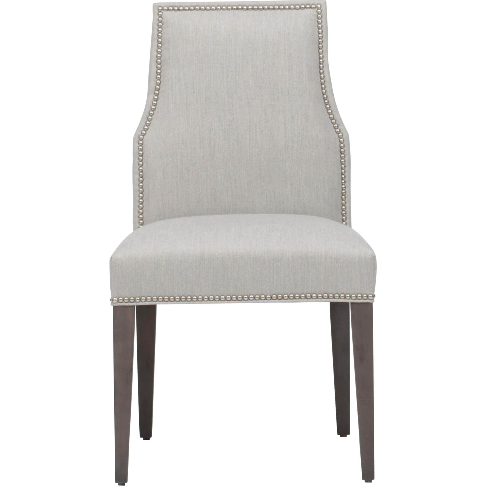 Oliver Side Chair Tranquil Pebble High Fashion Home