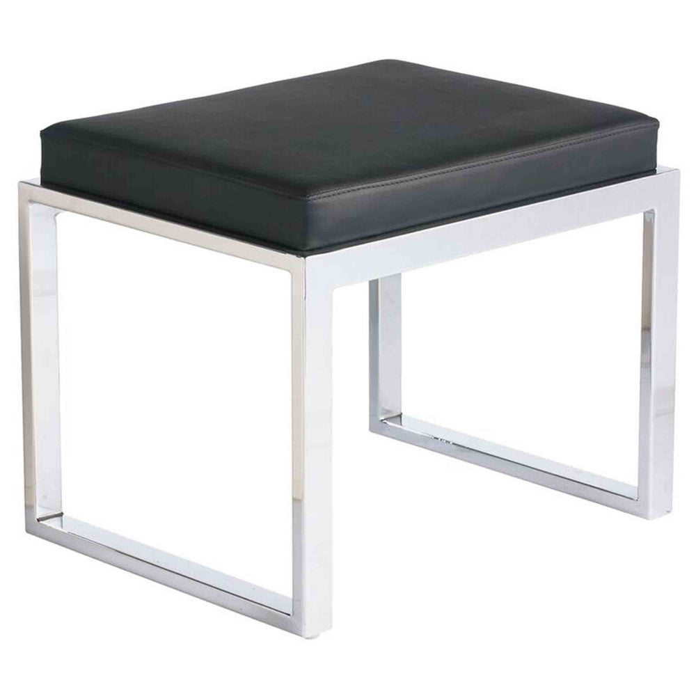 Oliver Stool, Black - Furniture - Sunpan