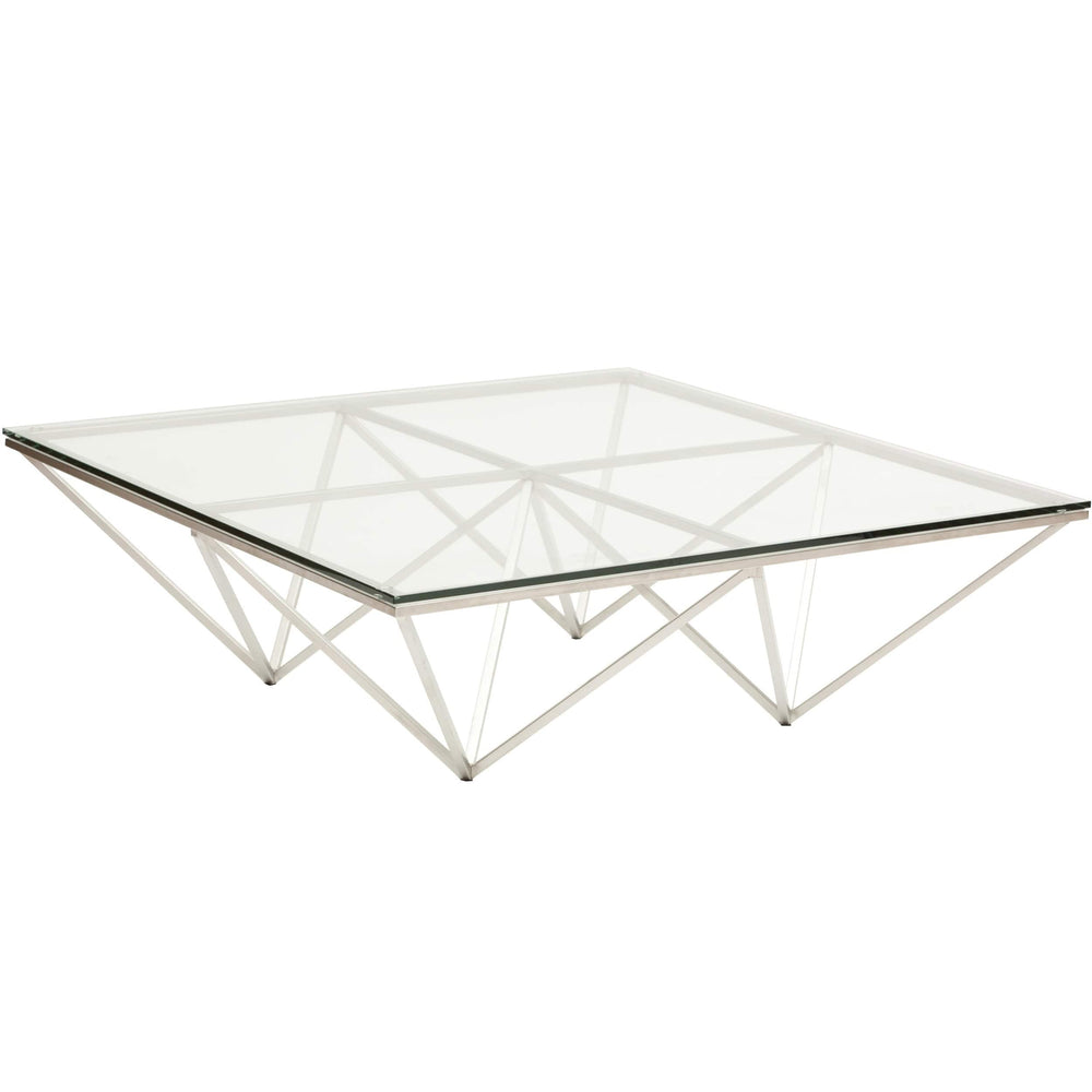 "Origami Coffee Table 47"" - Furniture - Accent Tables - High Fashion Home"