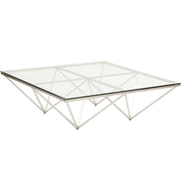 "Origami Coffee Table 47"" -"