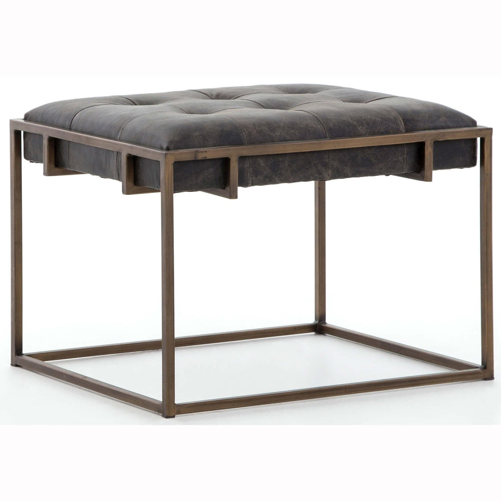 Oxford End Table, Rialto Ebony - Furniture - Accent Tables - High Fashion Home