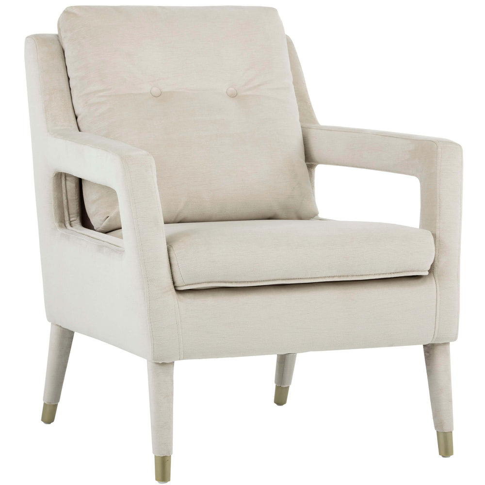Oxford Occasional Chair, Champagne  - Furniture - Sunpan