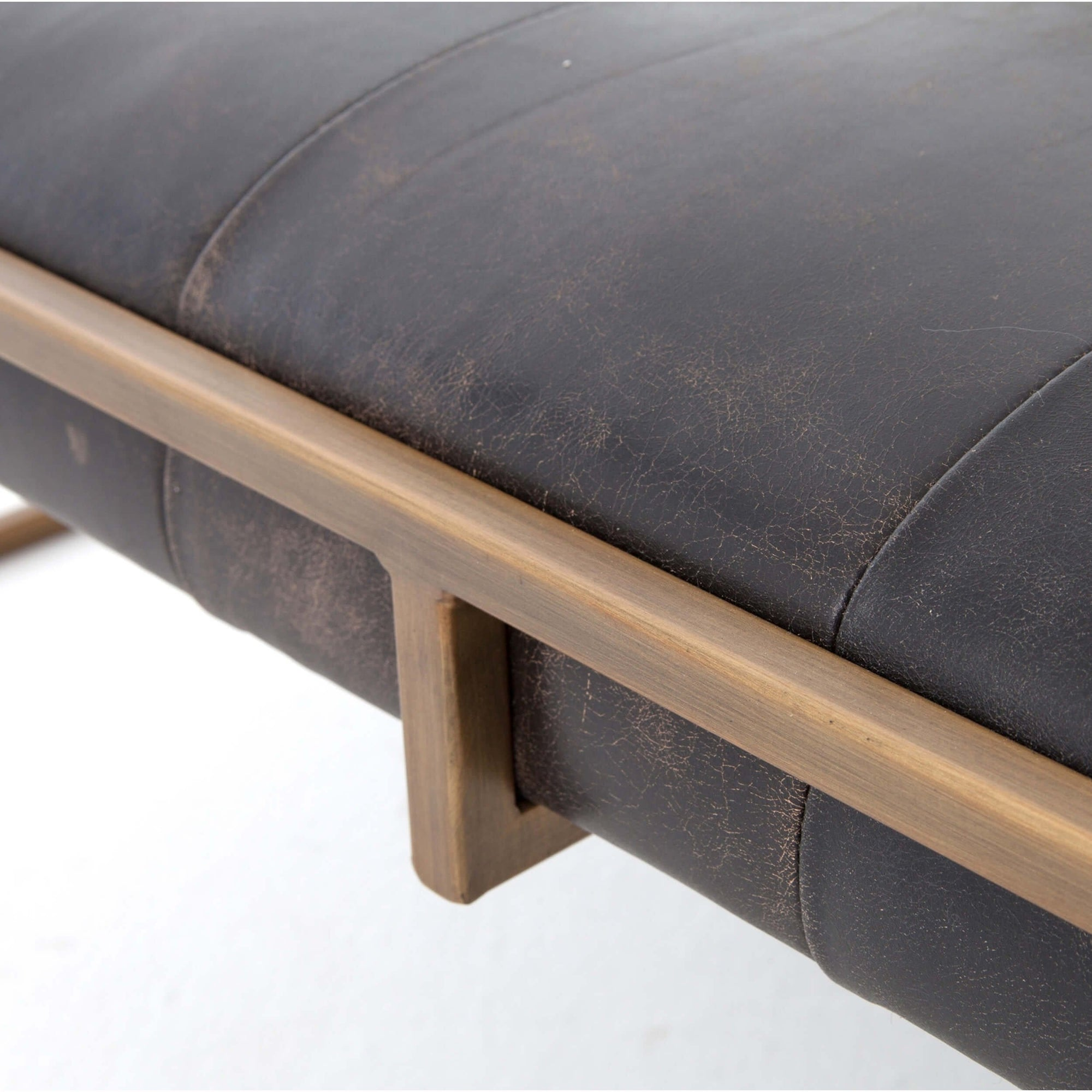 Superb Oxford Square Cocktail Ottoman Rialto Ebony High Fashion Home Andrewgaddart Wooden Chair Designs For Living Room Andrewgaddartcom