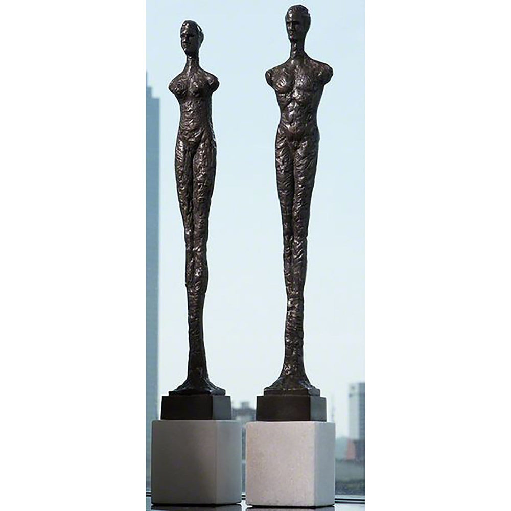 Pair of Contempo Statues - Accessories - High Fashion Home