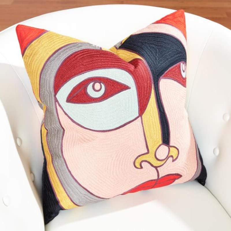 Paloma Pillow - Accessories - High Fashion Home