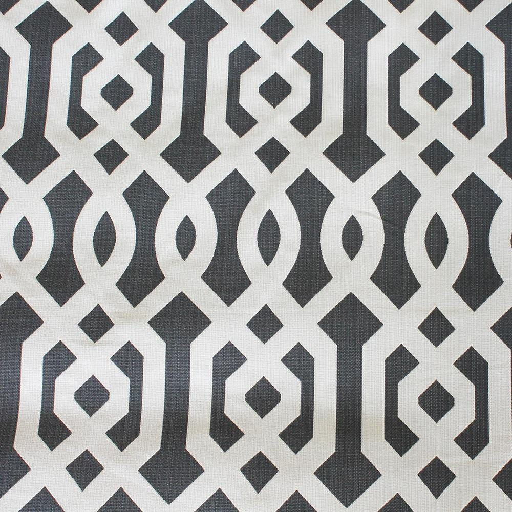 Pamara Black Woven - Fabrics - High Fashion Home