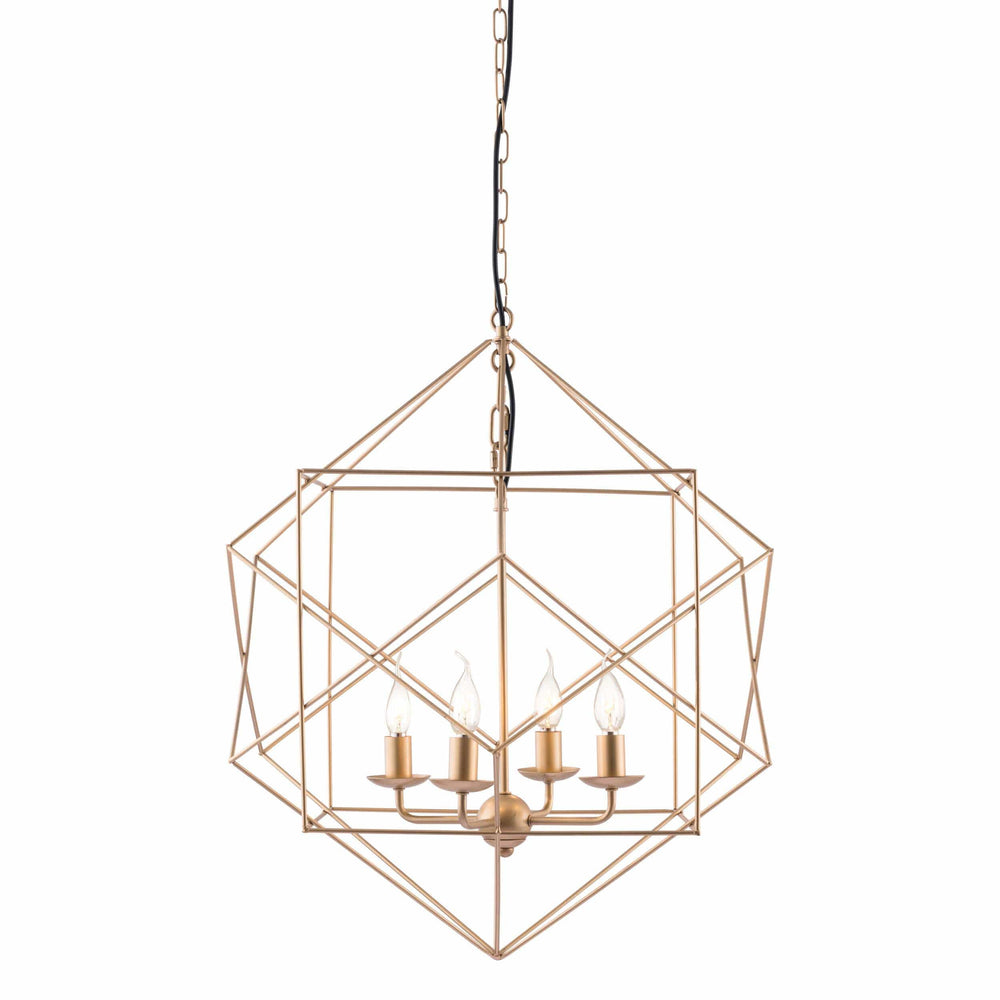 Penta Pendant - Lighting - Chandeliers