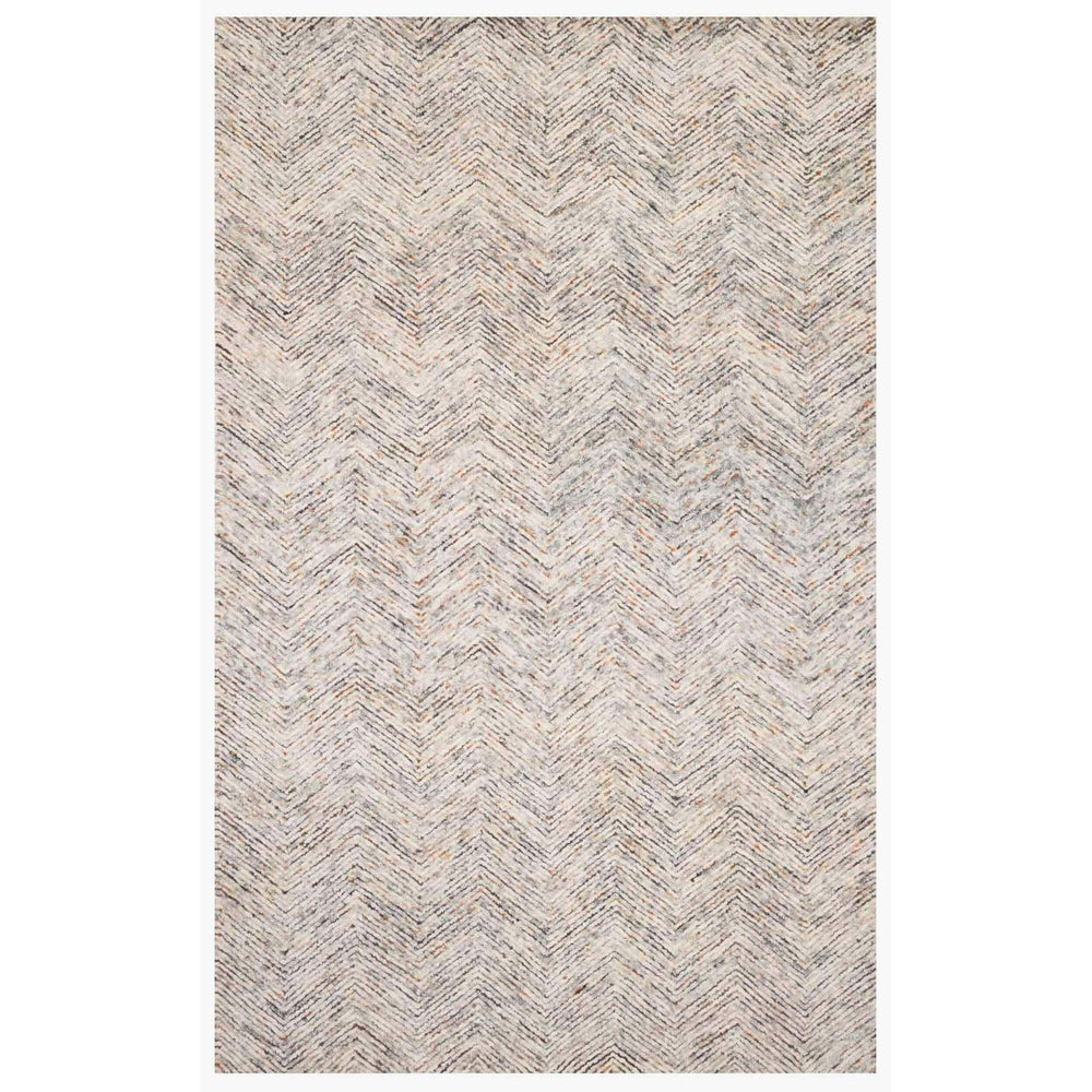 Loloi Rug Peregrine PER-02, Light Grey/Multi - Rugs1 - High Fashion Home
