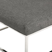 Percy Cocktail Ottoman - Furniture - Accent Tables - Cocktail Ottomans