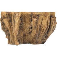 Petrified Wood Lava Coffee Table - Furniture - Accent Tables - Coffee Tables