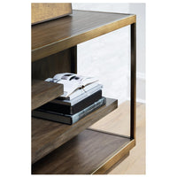 Profile Console Table - Furniture - Accent Tables - High Fashion Home