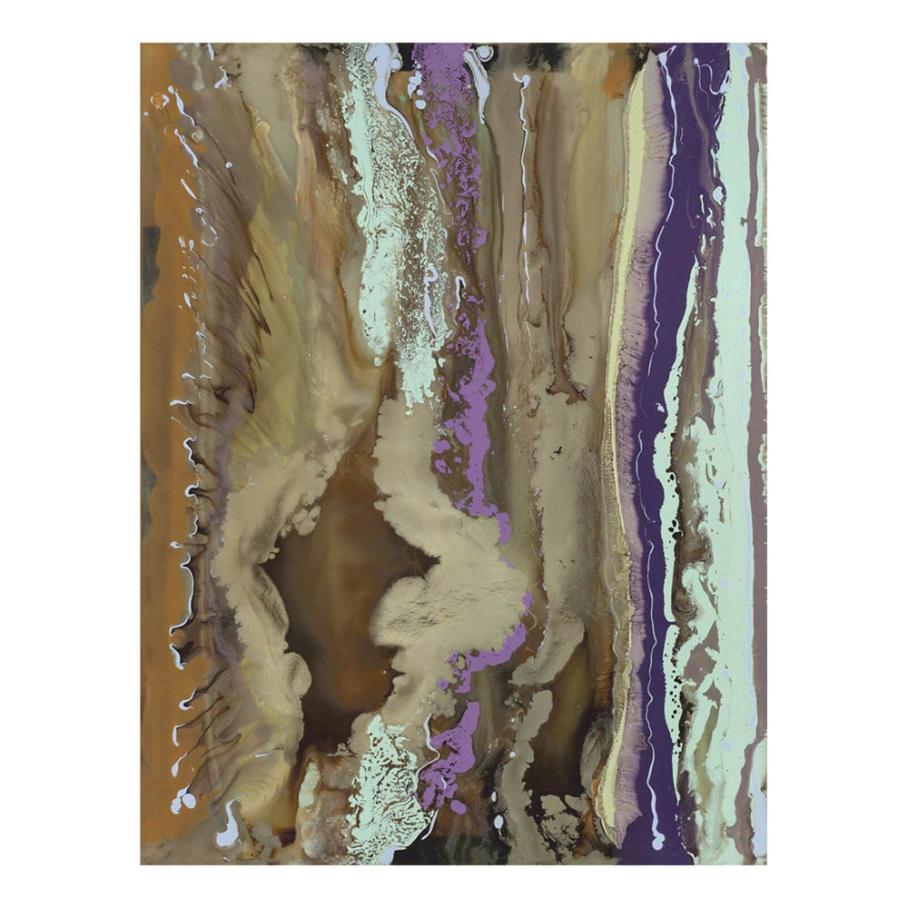 Purple Haze - Accessories - Canvas Art - Abstract