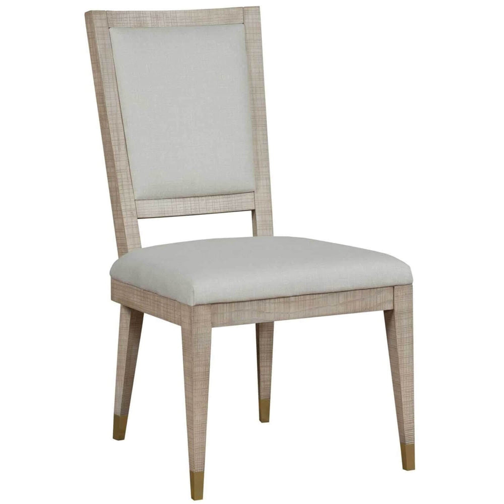 Raffles Side Chair, Norman Ivory