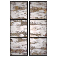 Rahila Mirrored Wall Panels - Accessories - High Fashion Home
