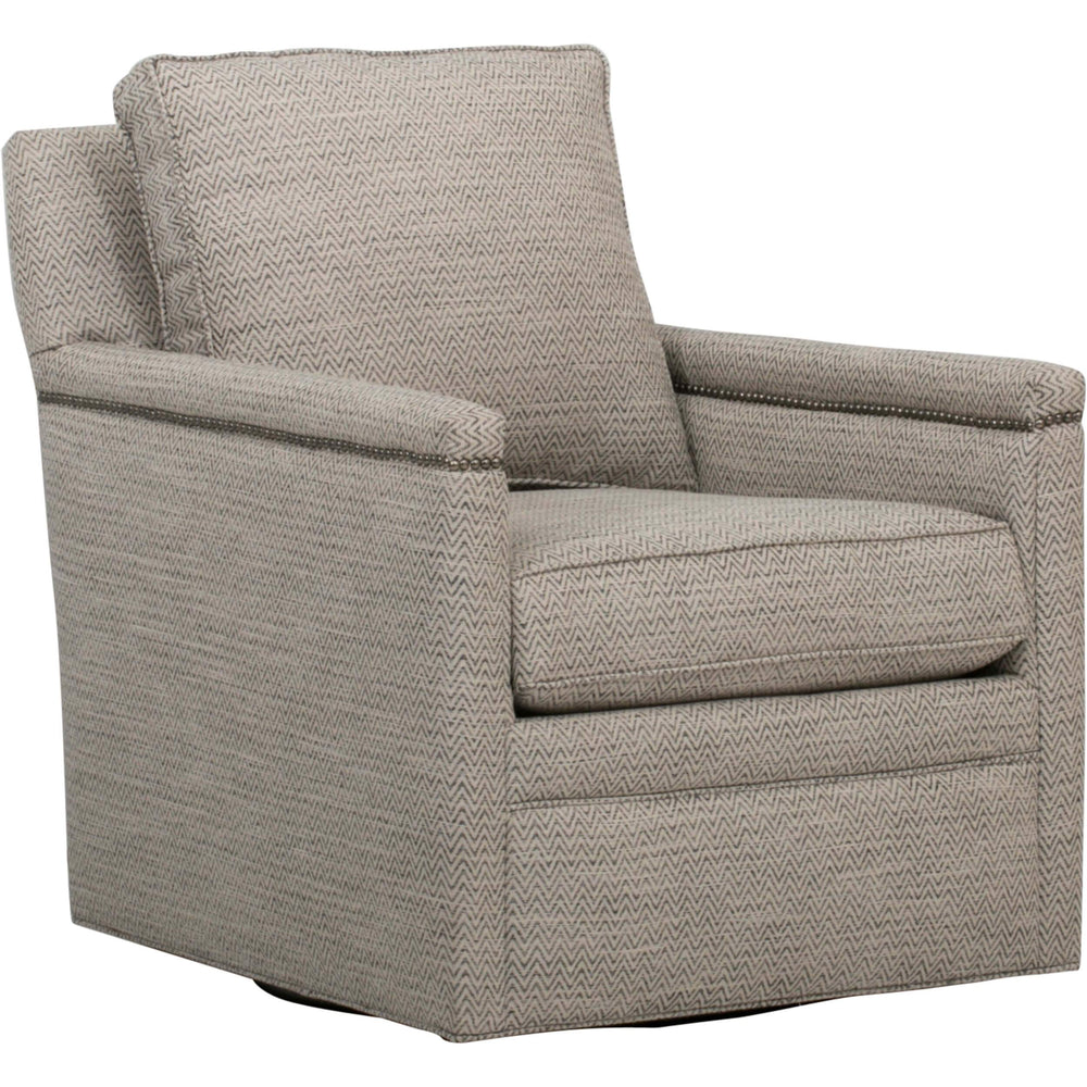 Raylen Swivel Chair - Modern Furniture - Accent Chairs - High Fashion Home