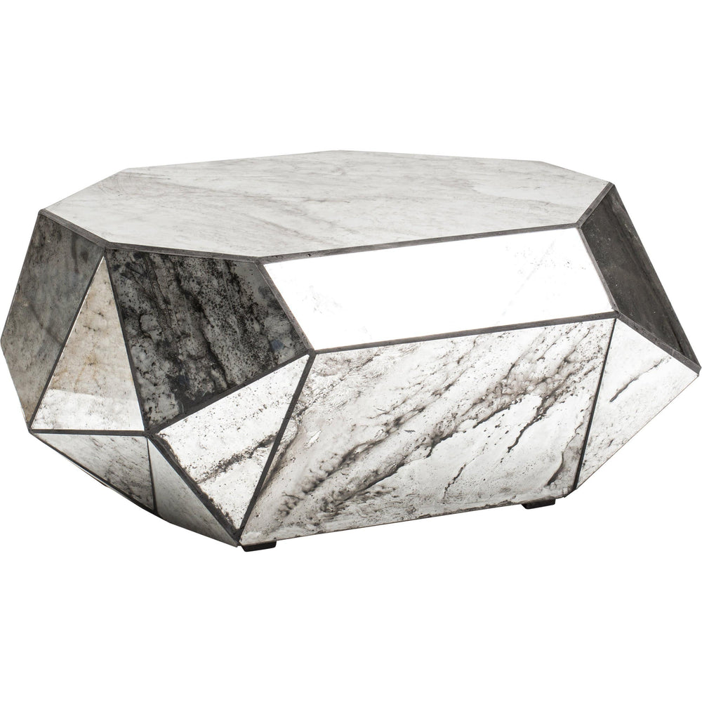 Reflections Coffee Table - Modern Furniture - Coffee Tables - High Fashion Home