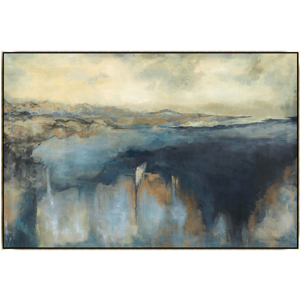 Reservoir Framed - Accessories - Canvas Art - Abstract