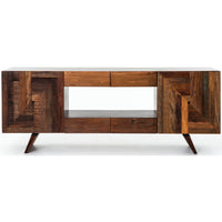 Rex Media Cabinet - Furniture - Storage - High Fashion Home