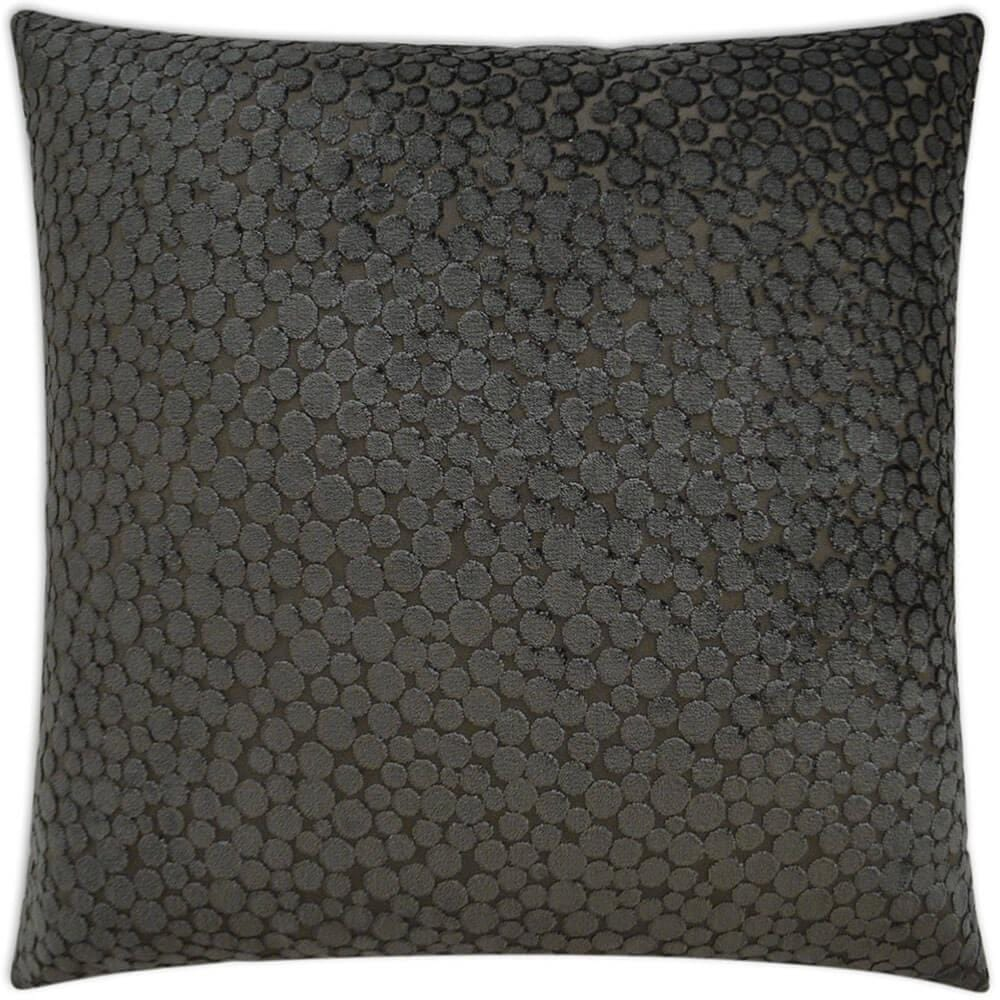 Rexford Pillow, Charcoal - Accessories - High Fashion Home