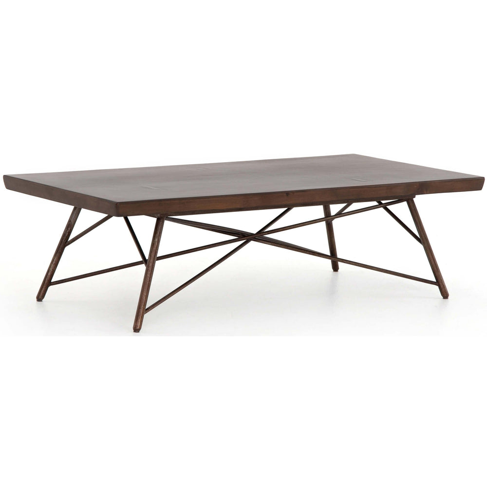Rocky Coffee Table - Modern Furniture - Coffee Tables - High Fashion Home