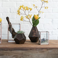 Roe Budvase - Accessories - Tabletop - Bronze, Brass & Gold