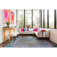Color Fascination I Framed - Accessories Artwork - High Fashion Home
