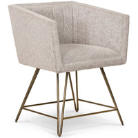 Rooney Dining Chair - Furniture - Dining - High Fashion Home