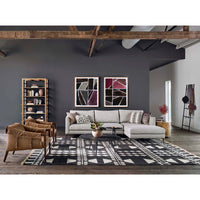 Rough Shapes Framed - Accessories Artwork - High Fashion Home