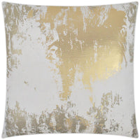 Roxy Pillow, Gold - Accessories - High Fashion Home