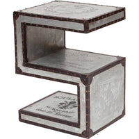 S-Shaped Table - Furniture - Accent Tables - End Tables