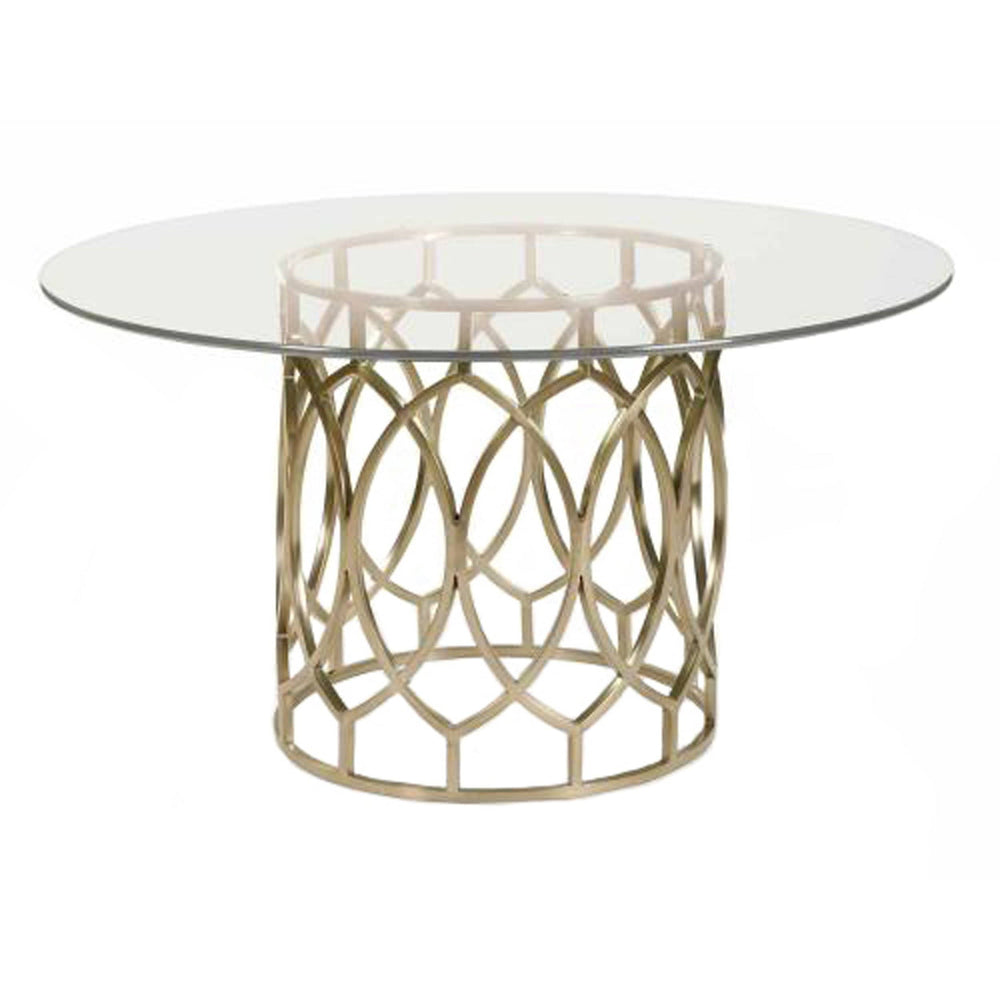 Salon Round Table - Furniture - Dining - Dining Tables