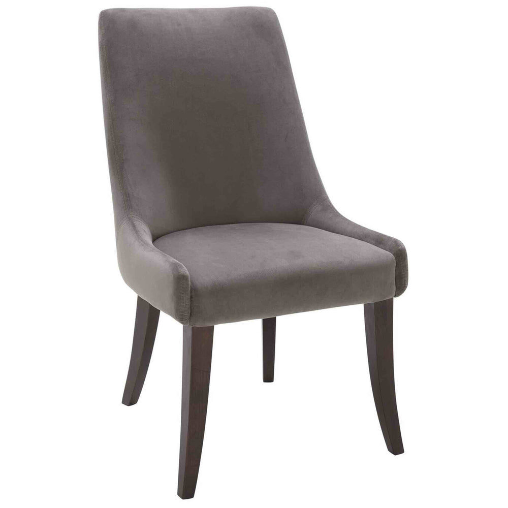 San Diego Dining Chair, Grey (Set of 2) - Furniture - Sunpan