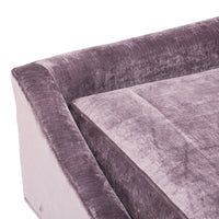 Sansa Chaise, Bravado Mauve - Furniture - Chairs - High Fashion Home