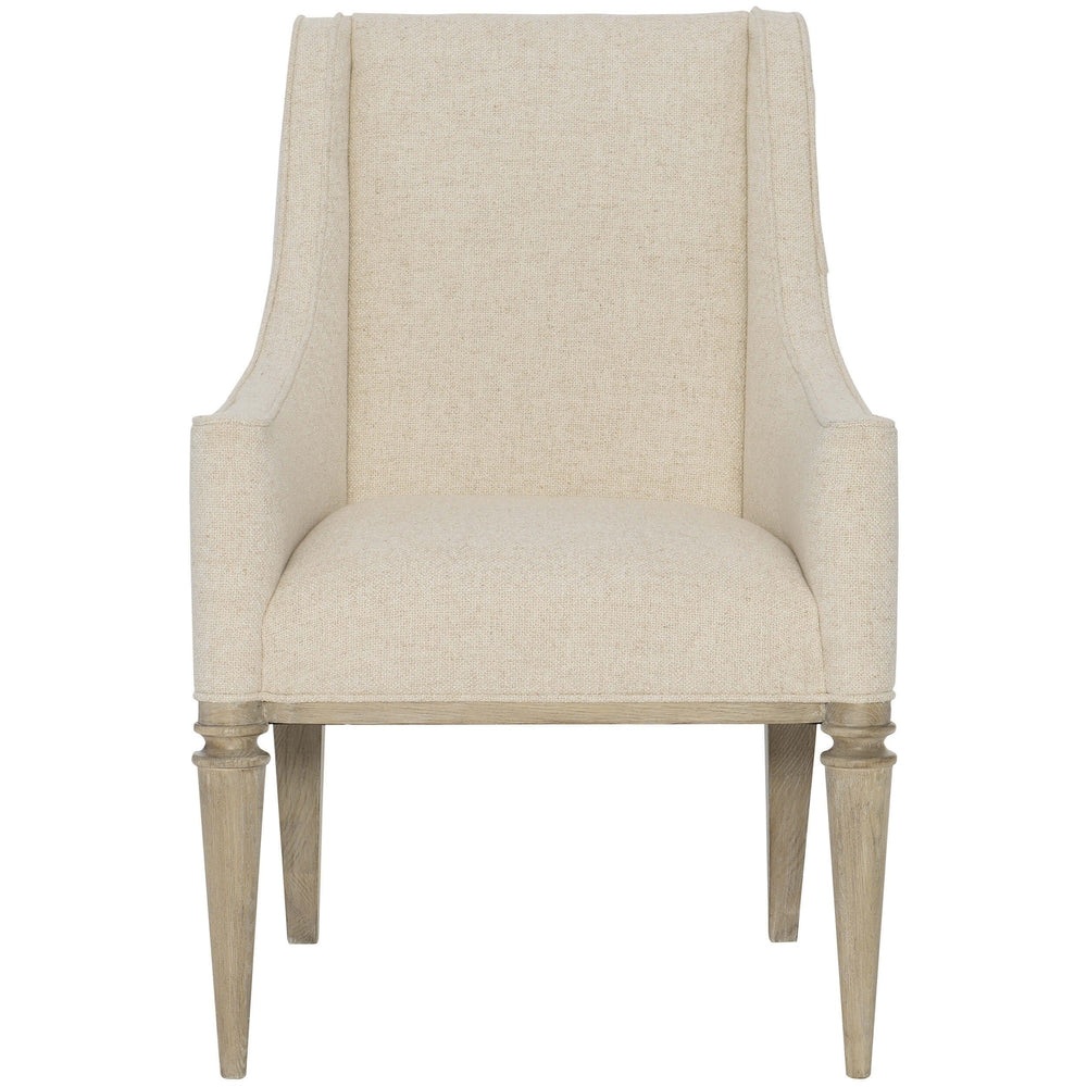 Santa Barbara Upholstered Dining Arm Chair - Furniture - Dining - High Fashion Home