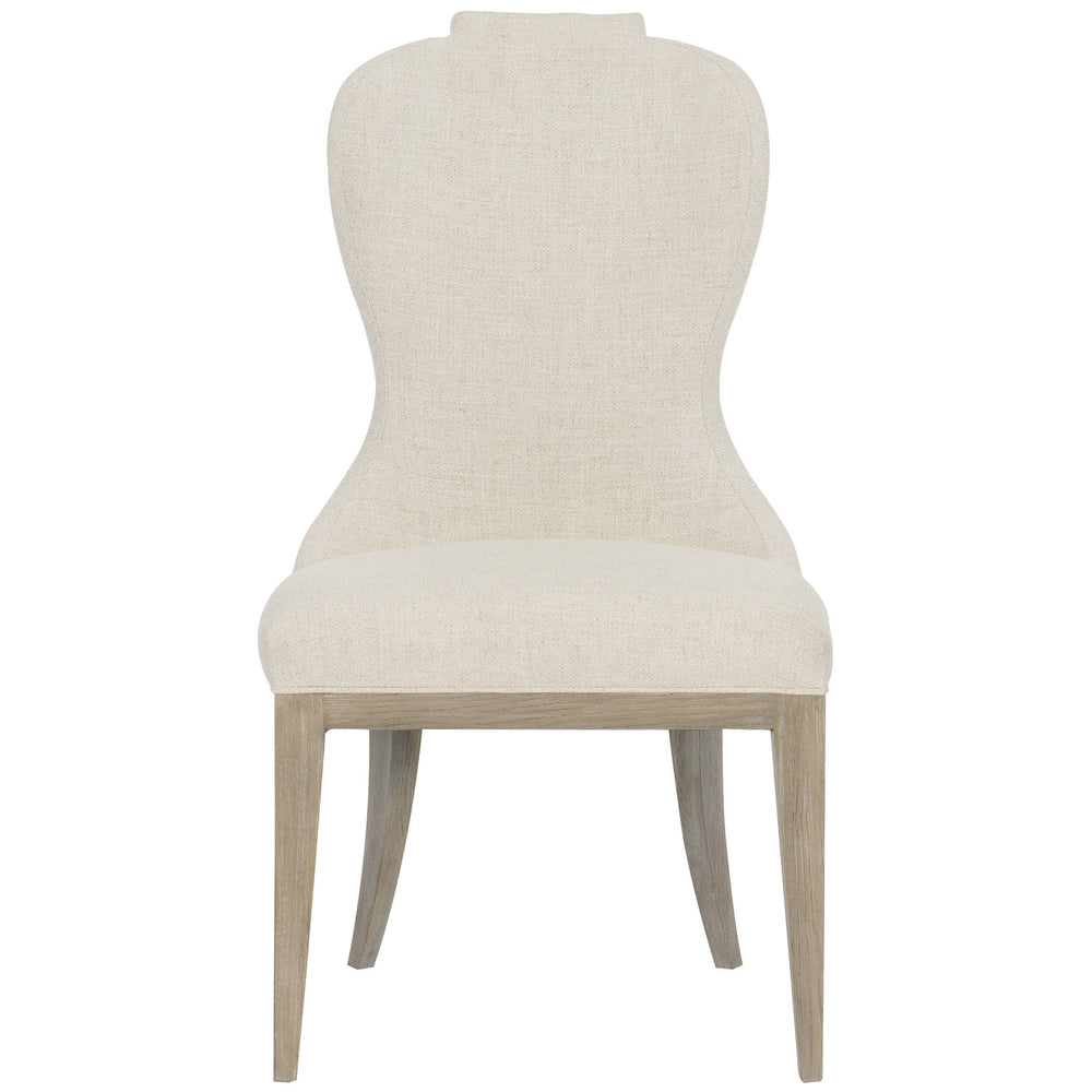 Santa Barbara Upholstered Side Chair - Furniture - Dining - High Fashion Home