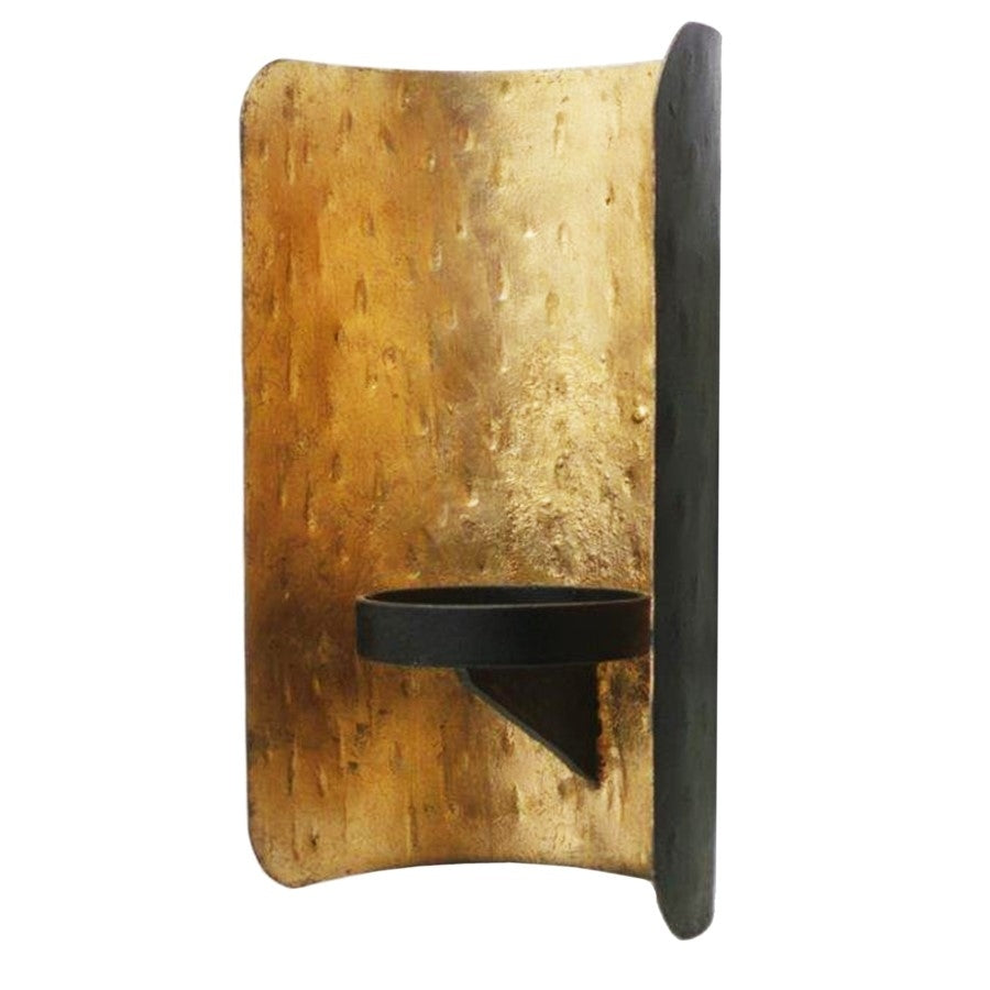 Sahara Wall Sconce, Gold - Lighting - Wall