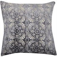 Aranka Dye Cut Pillow - Accessories - High Fashion Home