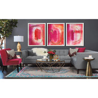 Color Fascination I Framed - Accessories - Canvas Art - Abstract