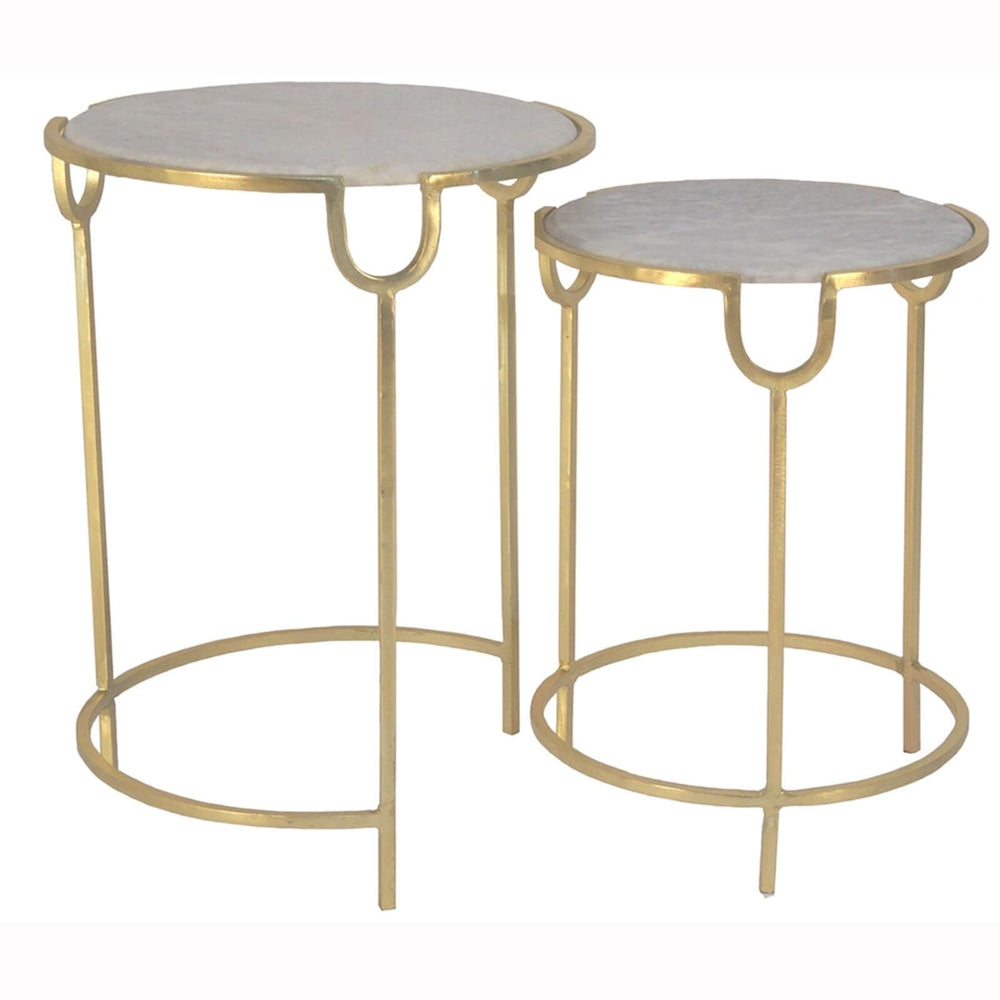 Shaileen Nesting Accent Tables - Furniture - Accent Tables - High Fashion Home