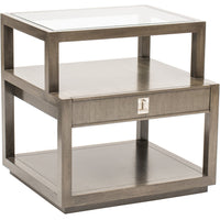 Shelton Lamp Table - Furniture - Bedroom - High Fashion Home