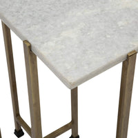 Shimmer Side Table, Large - Furniture - Accent Tables - High Fashion Home