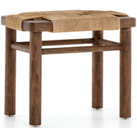 Shona Stool, Vintage Cotton - Furniture - Chairs - High Fashion Home