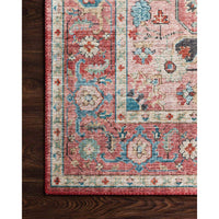 Loloi Rug Skye SKY-05, Brick/Ocean - Rugs1 - High Fashion Home