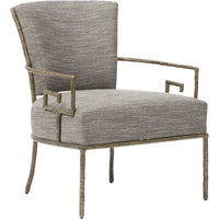 Skylar Chair, Gray - Modern Furniture - Accent Chairs - High Fashion Home
