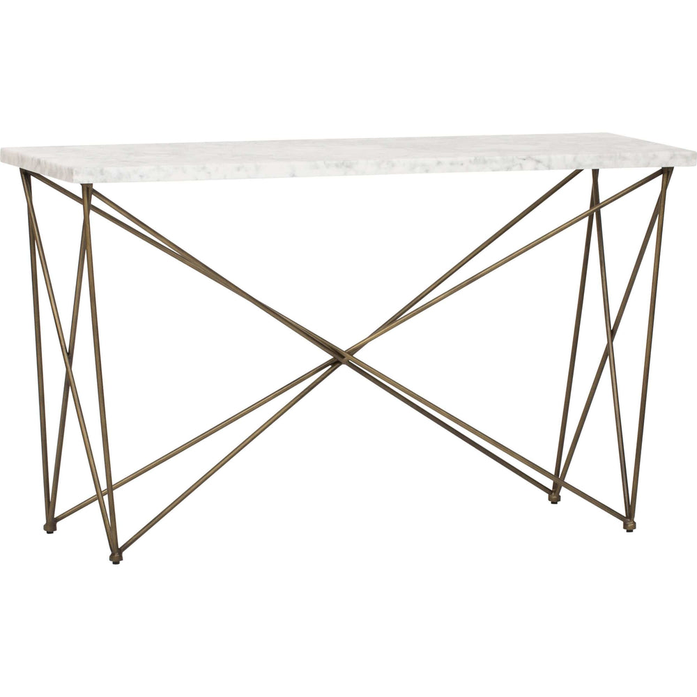 Skyy Console Table - Furniture - Accent Tables - High Fashion Home