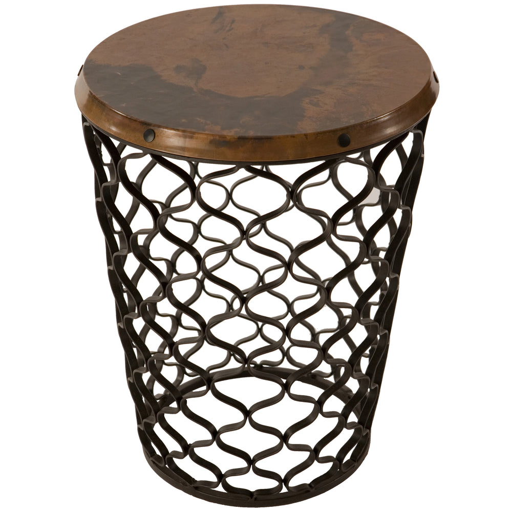 Small Arabesque Table - Furniture - Accent Tables - End Tables
